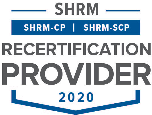 SHRM Recertification Provider CP SCP